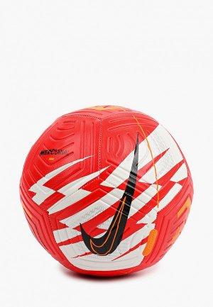 Мяч футбольный Nike CR7 NK STRK - FA21. Цвет: красный