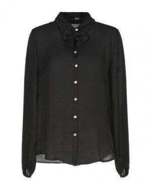Pубашка B.YU. Цвет: черный