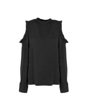 Блузка 2ND DAY. Цвет: черный