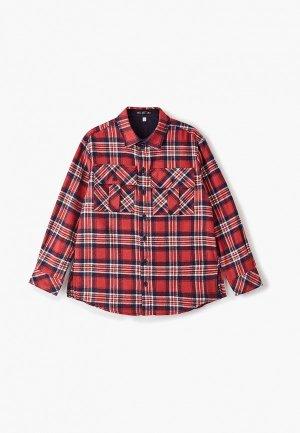 Рубашка Choupette. Цвет: красный
