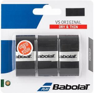 Намотка Vs Original Babolat. Цвет: черный