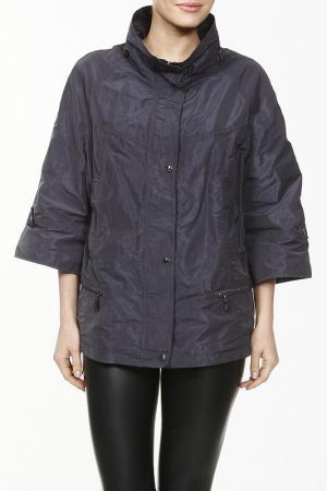 Куртка NAKAD. Цвет: фиолетовый