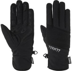 Перчатки , размер 8 Termit. Цвет: черный
