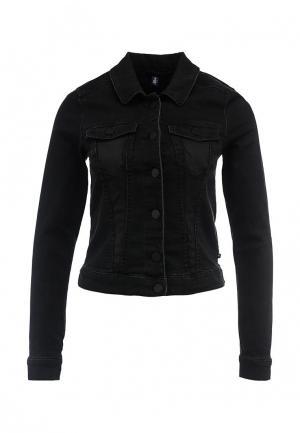 Куртка джинсовая s.Oliver Denim. Цвет: серый