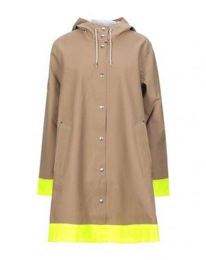 Легкое пальто STUTTERHEIM. Цвет: хаки