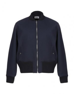 Куртка BAND OF OUTSIDERS. Цвет: темно-синий