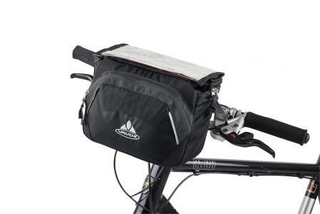Дорожная сумка Vaude Road I. Цвет: черный
