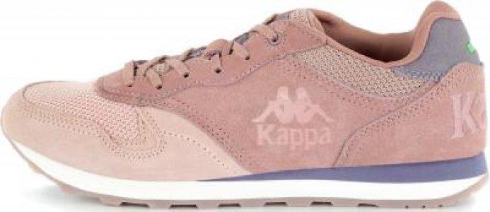 Кроссовки женские Authentic Run, размер 36 Kappa. Цвет: бежевый