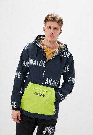 Куртка утепленная Analog M AG CHAINLINK ANK. Цвет: синий