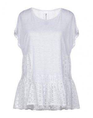 Блузка 22 MAGGIO by MARIA GRAZIA SEVERI. Цвет: белый