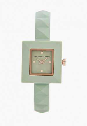 Часы Armani Exchange AX4404. Цвет: бирюзовый