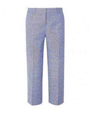 Повседневные брюки J.CREW. Цвет: синий