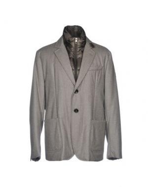 Пиджак MONTECORE. Цвет: свинцово-серый