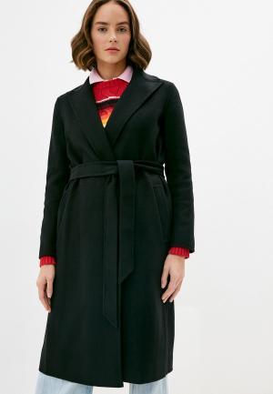 Пальто Polo Ralph Lauren. Цвет: черный