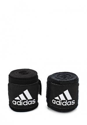 Бинт боксерский adidas Combat AIBA NEW RULES 2,5 м. Цвет: черный