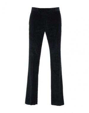 Повседневные брюки DUNHILL. Цвет: темно-синий