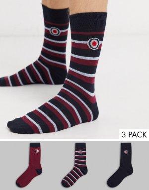 3 пары носков -Мульти Lambretta