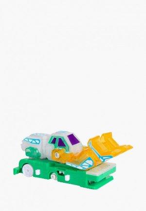 Игрушка Росмэн Дикие Скричеры. Машинка-трансформер Фроузен Сноу л5 ТМ Screechers Wild. Цвет: разноцветный