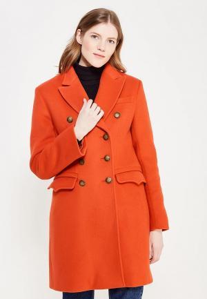 Пальто Soeasy de Blois Terra-Cotta. Цвет: оранжевый