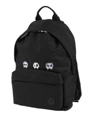Рюкзаки и сумки на пояс McQ Alexander McQueen. Цвет: черный
