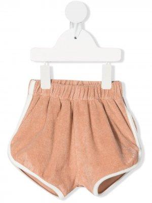 Side stripe-detail shorts We Are Kids. Цвет: нейтральные цвета