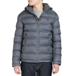 Куртка BH7460R темно-серый LACOSTE
