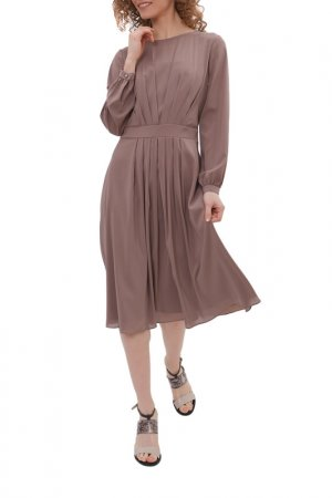 Платье Argent. Цвет: капучино