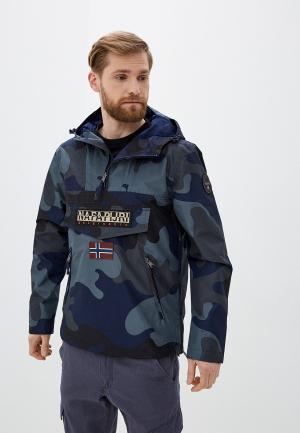 Куртка Napapijri RAINFOREST. Цвет: синий