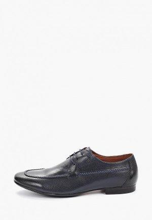 Туфли Franco Bellucci. Цвет: синий