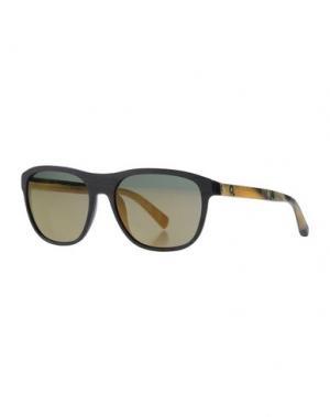 Солнечные очки ETNIA BARCELONA. Цвет: черный