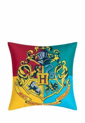 Подушка декоративная Непоседа Гарри Поттер 40х40 см. Цвет: разноцветный