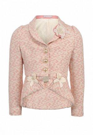 Жакет Gioia di Mamma GI639EGLE507. Цвет: розовый