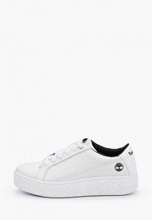 Кеды Timberland Marblesea Leather Sneaker. Цвет: белый