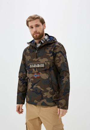 Куртка Napapijri RAINFOREST. Цвет: хаки