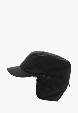 Кепка Jack Wolfskin TEXAPORE WINTER CALGARY CAP. Цвет: черный