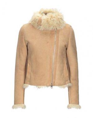 Куртка STEWART. Цвет: песочный