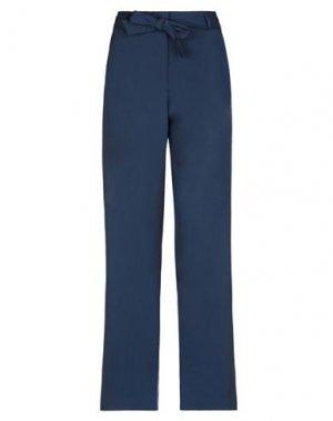Повседневные брюки IRIS VON ARNIM. Цвет: темно-синий