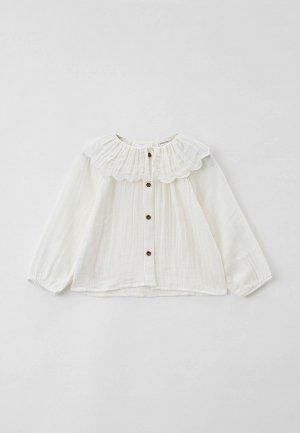 Блуза Mango Kids ISABELLA. Цвет: белый