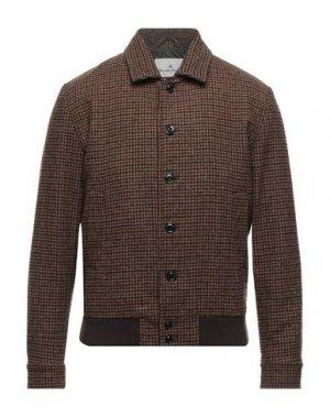 Куртка BROOKSFIELD. Цвет: коричневый
