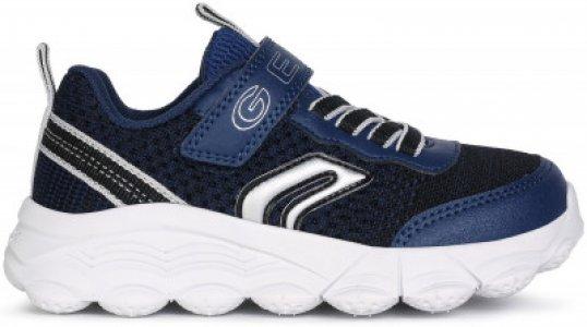 Кроссовки для мальчиков J Spheritt B.C, размер 32 Geox. Цвет: синий
