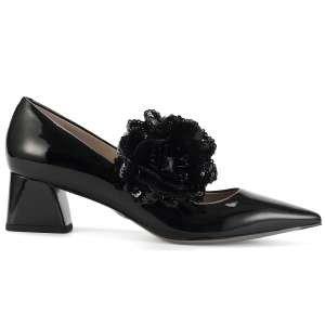 Туфли Alla Pugachova AP1952-01 black-20L. Цвет: черный