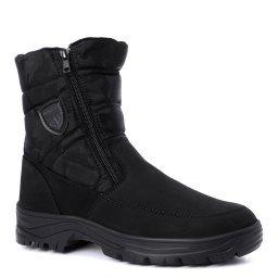 Ботинки 3007/A черный ANTARCTICA