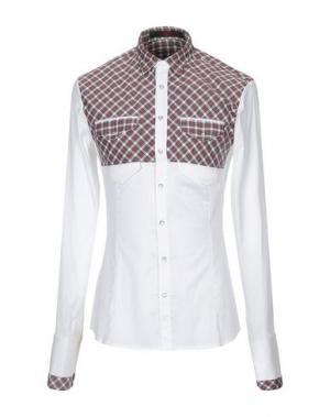Pубашка ANDREW MACKENZIE. Цвет: белый