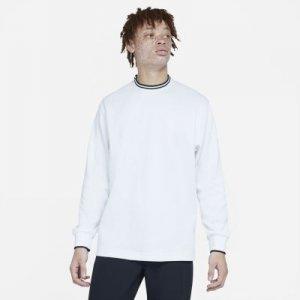 Мужской свитшот для гольфа Nike Dri-FIT - Белый