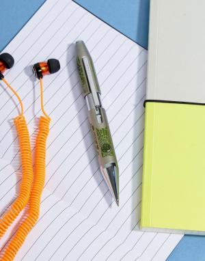 Шариковая ручка с дизайном Incredible Hulk X Marvel Cross. Цвет: мульти