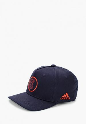 Бейсболка adidas Cap Spiderman. Цвет: синий