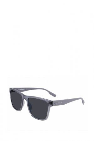 Солнцезащитные очки Converse. Цвет: серый