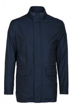 Куртка CORNELIANI. Цвет: синий