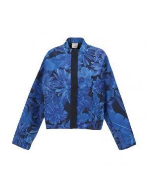 Куртка COAST WEBER & AHAUS. Цвет: ярко-синий